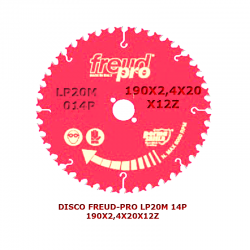 DISCO FREUD-PRO LP20M 14P...