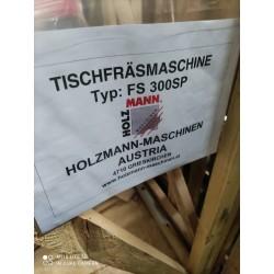HOLZ MANN, TUPI FS 300 SP Holzman Oferta. Consúltanos. en Hermadi  916 97 09 15
