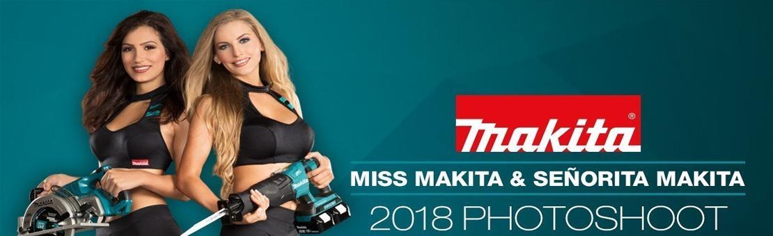 Chicas Makita 2018